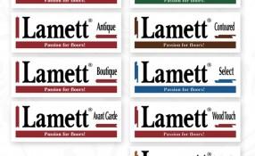 Lamett: Logo & Branding