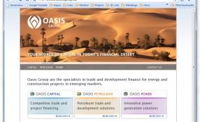 Oasis Group: Design & Programming