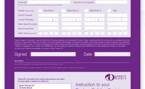 Spark Energy: Customer Form